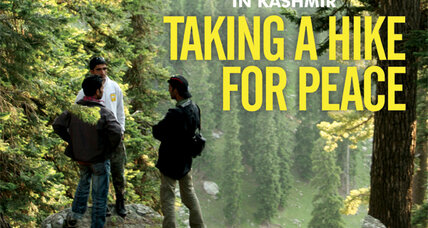 Trekking in Kashmir: Where nuclear powers once clashed