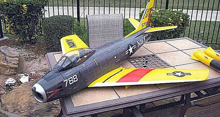 Plot to bomb Capitol with explosive-laden model planes foiled, FBI says