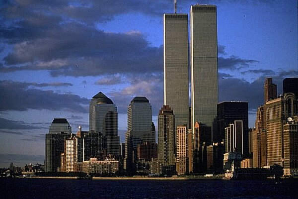 Remembering The Audacity Of The Twin Towers Csmonitor Com