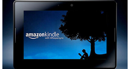 5 discoveries made about the Amazon Kindle tablet