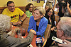 Elizabeth Warren, consumer advocate, begins US Senate run in Massachusetts