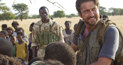 Gerard Butler stars in 'Machine Gun Preacher': movie review
