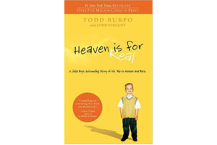 Heaven Is For Real' remains a hit as its author addresses critics