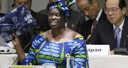 Wangari Maathai: Her activism saved forests, promoted peace (video)