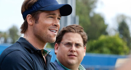 'Moneyball' starring Brad Pitt: movie review