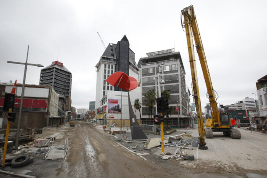 Christchurch New Zealand News: Six Months After New Zealand Quake, Christchurch's Ability