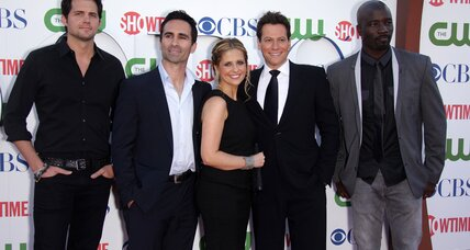 'Ringer' stars Sarah Michelle Gellar and Ioan Gruffudd talk about their new series