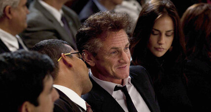 Sean Penn plays a role in US hikers release from Iran
