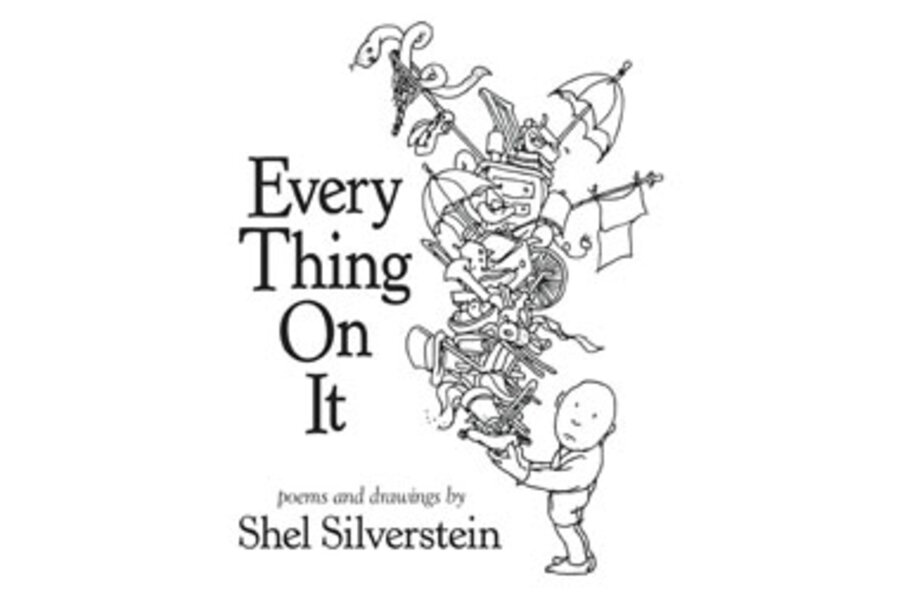 Shel Silverstein: a new collection, 12 years after his