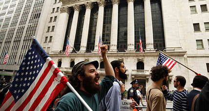 Top 5 targets of Occupy Wall Street