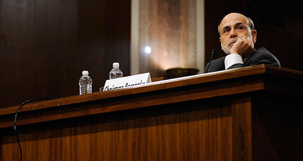 Economic recovery 'close to faltering,' Ben Bernanke tells Congress