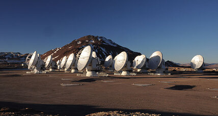 ALMA telescope poised to peer into hidden corners of the cosmos