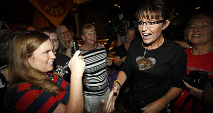 Is Sarah Palin's political career kaput?