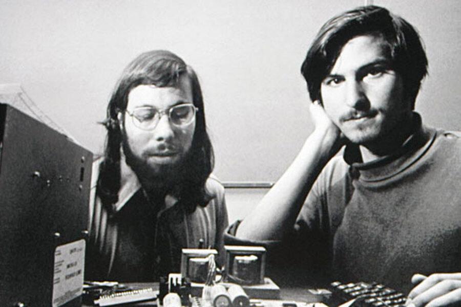 Steve Wozniak recalls his friend, Steve Jobs - CSMonitor.com