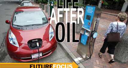 Post oil: Glimpses of life after fossil fuel
