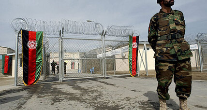 Torture common in Afghanistan, UN report finds. Can NATO trust local forces?
