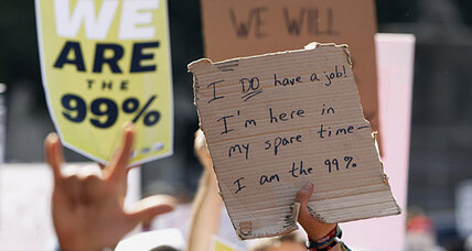 Occupy Wall Street: Who are targets of 'millionaires march'?