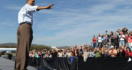 Obama on bus tour: GOP jobs plan is 'let's have dirtier air, dirtier water'