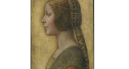 Lost da Vinci: Priceless da Vinci portrait sold for $21,000
