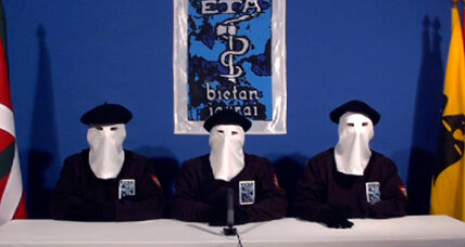 Basque militant group ETA ends four decades of separatist violence