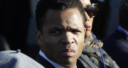 Jesse Jackson Jr. being investigated for Obama Senate seat scandal