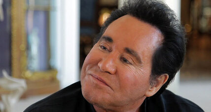 Wayne Newton to open Vegas mansion to public