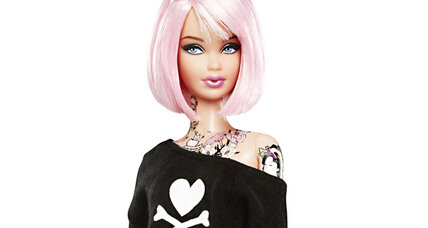 Barbie doll tattoos: Is new doll appropriate for kids?