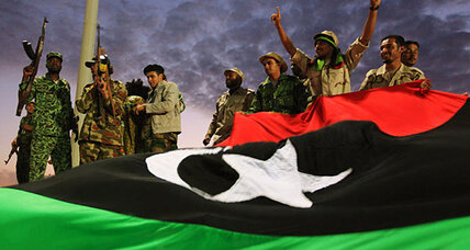 On liberation day, Libyans flock to see Qaddafi – for proof, closure