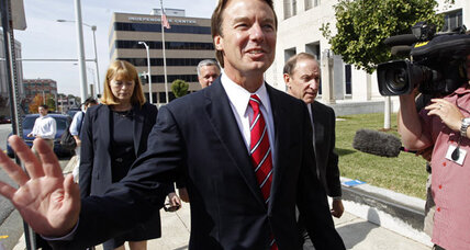 John Edwards criminal case hearings scheduled