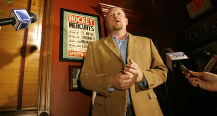 Joe 'the Plumber' Wurzelbacher enters race for Congress