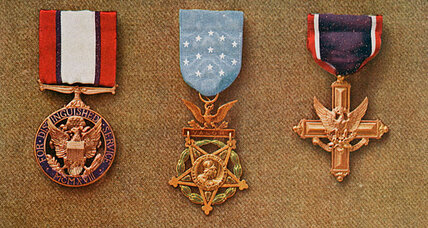 Free speech or just a lie? Supreme Court takes case on Medal of Honor claim.