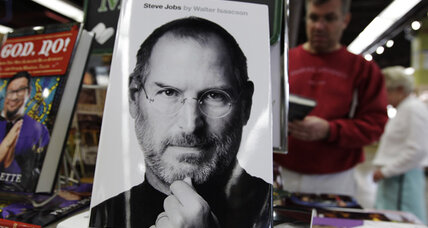 Five surprising facts from the new Steve Jobs biography