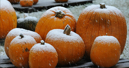 Jack-o'-lanterns and more: five symbols in the history of Halloween