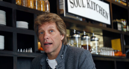 Jon Bon Jovi opens a pay-what-you-can 'Soul Kitchen'
