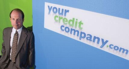 Credit scores will get more personal