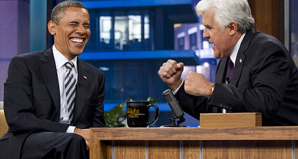 Obama on 'The Tonight Show': Six famous presidential TV cameos