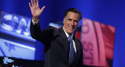 Foreclosures: Don't slow them, Romney says