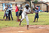 George Mukhobe is Mr. Baseball to kids in East Africa