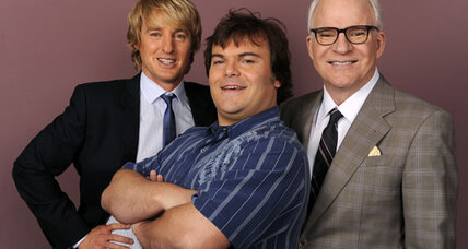 Steve Martin, Owen Wilson, and Jack Black star in 'The Big Year': movie review