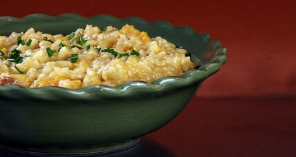 Meatless Monday: Creamy risotto