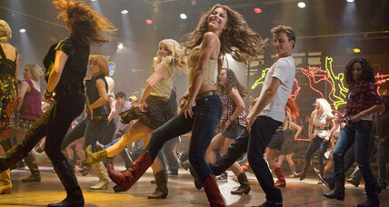 Julianne Hough stars in 'Footloose' remake: movie review