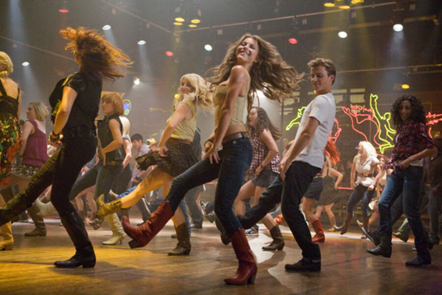 Julianne Hough Stars In Footloose Remake Movie Review