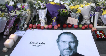 Tributes to Steve Jobs: five top tweets