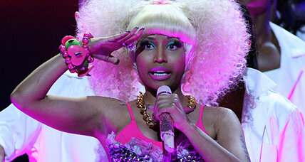 Top costumes for Halloween: Nicki Minaj, Angry Birds, Captain America top 2011 lists