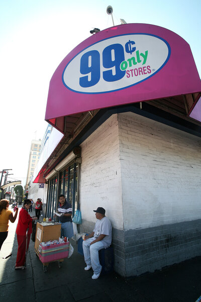 99 Cents Only Stores Now Worth 16 Billion
