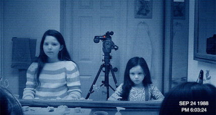 'Paranormal Activity 3' inventively uses new tricks to scare moviegoers