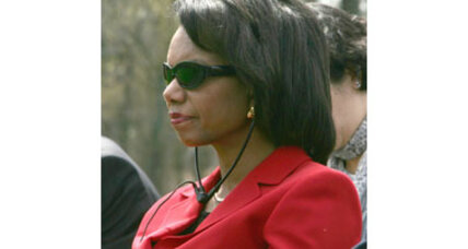 Condoleezza Rice discusses Bush White House tensions in new book