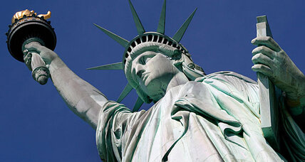 Statue of Liberty accessorized: Live web cams offer new harbor views