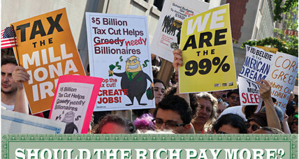 Tax the rich: Should millionaires really pay more?