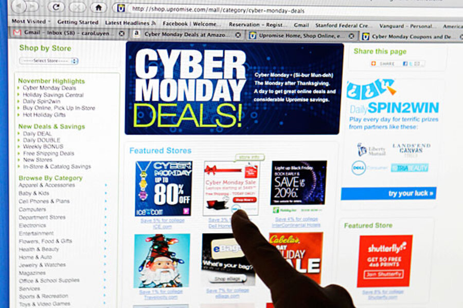 Cyber Monday Deals Can Disappear Fast But Some 299 Laptops Are Still Around Video Csmonitor Com